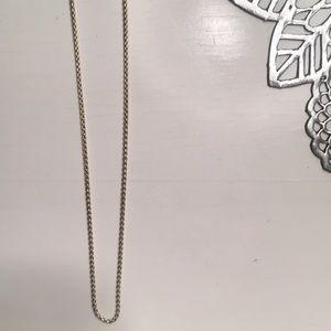 Kendra Scott charm necklace